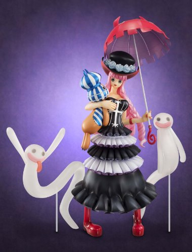 "Image 2 for One Piece - Perona - Excellent Model - Portrait Of Pirates ""Sailing Again"" - 1/8 - Timeskip ver. (MegaHouse)"
