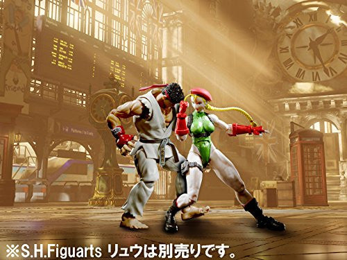 Image 4 for Street Fighter V - Cammy - S.H.Figuarts