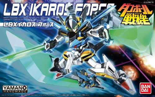 Image 2 for Danball Senki W - LBX Ikaros Force - 030 (Bandai)