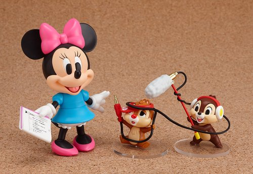 Image 4 for Mickey Mouse - Chip - Dale - Minnie Mouse - Nendoroid #232 (Good Smile Company)