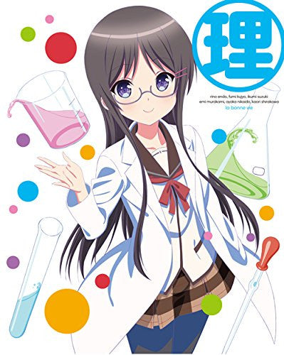 Image 1 for Jinsei Sodan TV Animation Jinsei Vol.1 [Blu-ray+CD]