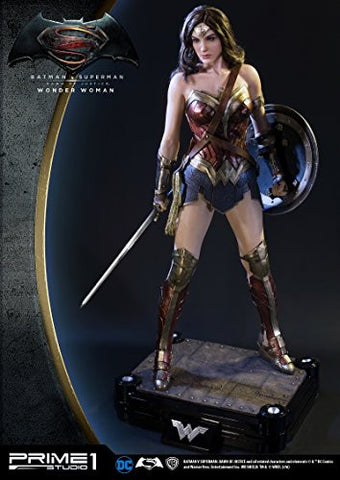 Batman v Superman: Dawn of Justice - Wonder Woman - High Definition Museum Masterline Series HDMMDC-04 - 1/2 (Prime 1 Studio)