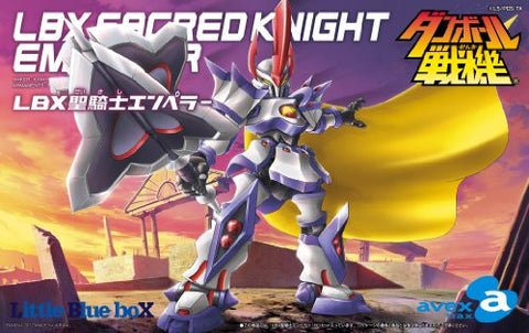 Image for Danball Senki - LBX The Emperor - 006 - Sacred Knight ver. (Bandai)