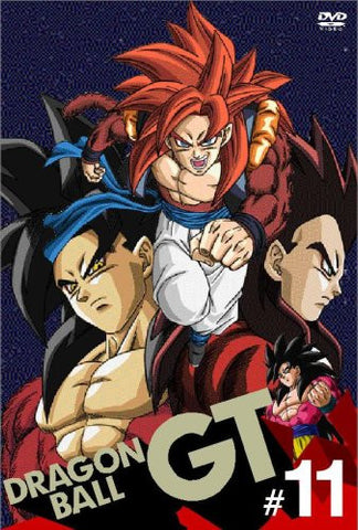 Image for Dragon Ball GT #11