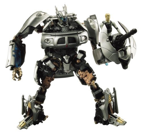 Image 1 for Transformers (2007) - Meister - William Lennox - Transformers Movie - RA-32 - Autobot Jazz & Lennox Shōsa - Human Alliance (Takara Tomy)