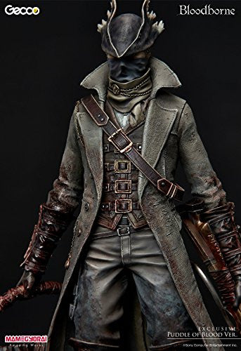 Image 12 for Bloodborne - Hunter - 1/6 - Puddle of Blood Ver. (Gecco, Mamegyorai)