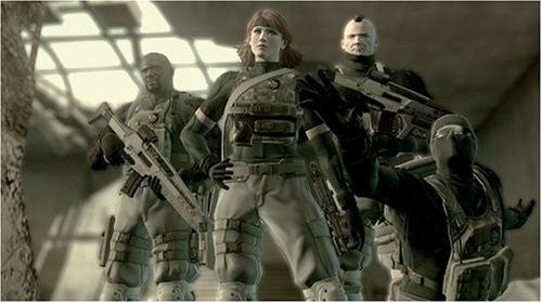 Image 9 for Metal Gear Solid 4: Guns of the Patriots [Special Edition]