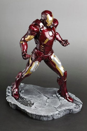 The Avengers - Iron Man Mark VII - ARTFX Statue - 1/6 (Kotobukiya)