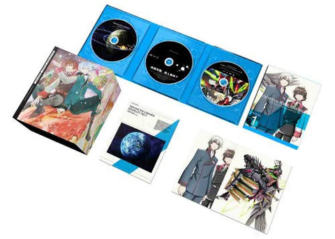 Image for Valvrave The Liberator 2nd Season Vol.1 [Blu-ray+DVD+CD Limited Edition]