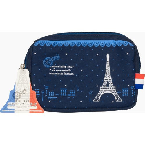 Image 2 for Design Pouch for 3DS LL (Eiffel Tower)
