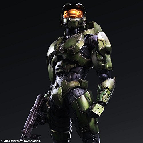 Image 7 for Halo 2 Anniversary Edition - Master Chief - Play Arts Kai (Square Enix)