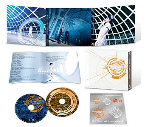 Image 2 for infinite synthesis 2 / fripSide [Limited Edition]