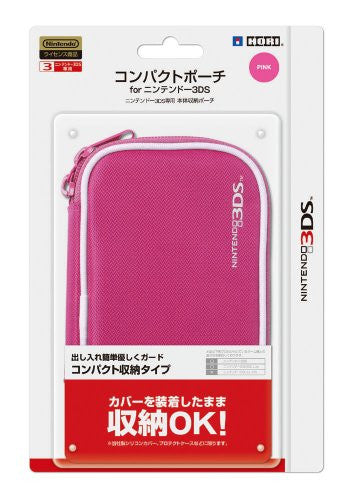 Image 1 for Compact Pouch 3DS (Pink)