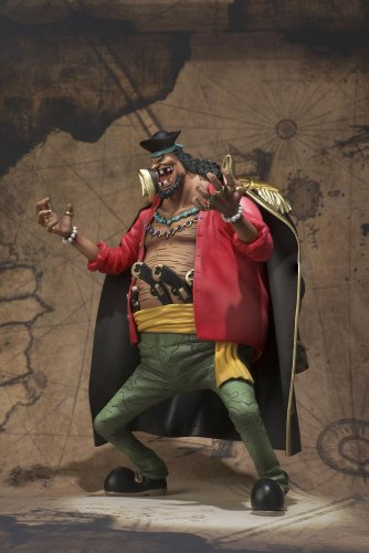 Image 4 for Figuarts Zero - One Piece - Marshall D. Teach - Kurohige (Bandai)