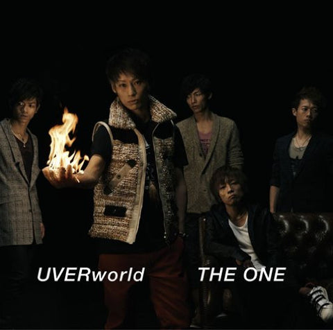 Image for THE ONE / UVERworld