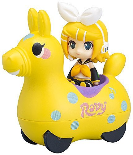 Image 1 for Vocaloid - Kagamine Rin - Rody - Nendoroid Plus - Pull-back Car - Hatsune Miku x Cute Rody, Lemon (FREEing)