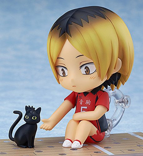 Image 2 for Haikyuu!! - Kozume Kenma - Nendoroid #605 (Orange Rouge)