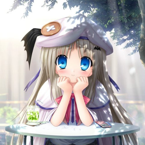 "Image 1 for Kud Wafter Opening Theme ""one's future"""