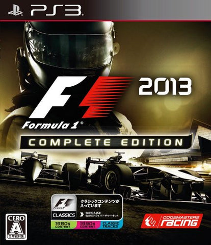 Image for F1 2013 [Complete Edition]