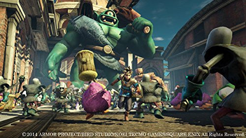 Image 6 for Dragon Quest Heroes: Anryu to Sekaiju no Jou