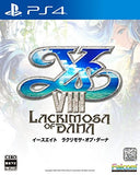 Thumbnail 1 for Ys VIII Lacrimosa of Dana