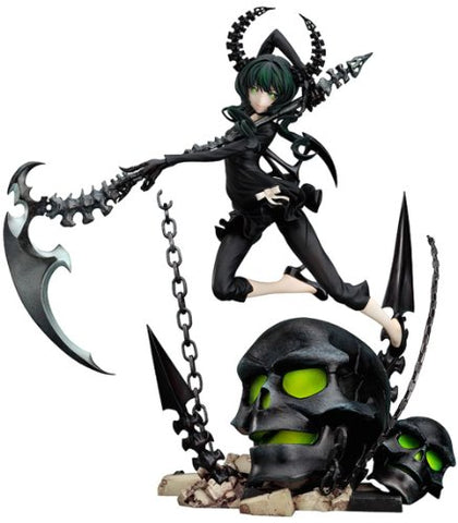 Image for Black ★ Rock Shooter - Dead Master - 1/8 - Anime ver. (Good Smile Company)