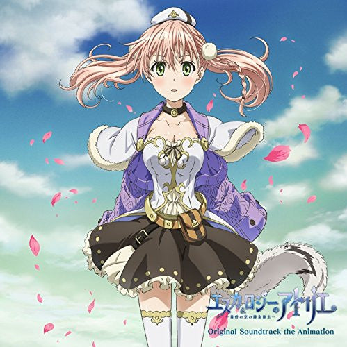 Image 1 for Atelier Escha & Logy ~Alchemist of Dusk Sky~ Original Soundtrack the Animation