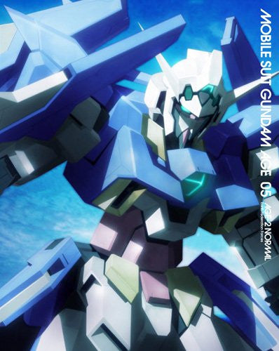 Image 1 for Mobile Suits Gundam Age Vol.5 [Deluxe Version Limited Edition]