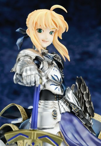 Image 3 for Fate/Stay Night - Saber - 1/8 - Armor Version (Gift)