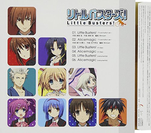 Image 2 for Little Busters!/Alicemagic ~TV animation ver.~