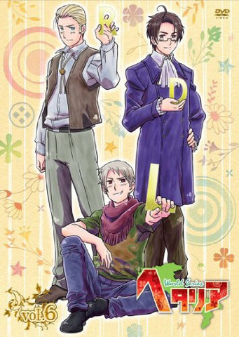 Image for Hetalia World Series Vol.6 [DVD+CD Limited Edition]