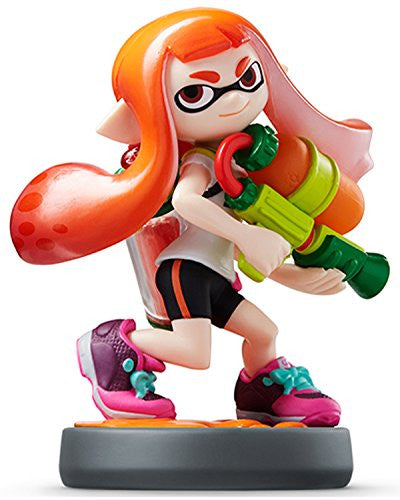 Image 1 for amiibo Splatoon Series Figure (Girl)