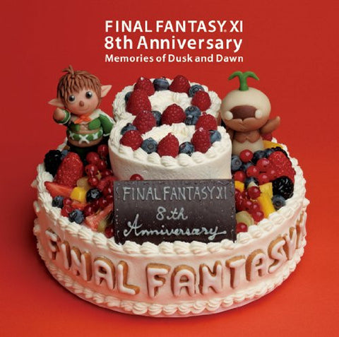 Image for FINAL FANTASY XI 8th Anniversary - Memories of Dusk and Dawn -