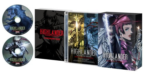 Image 2 for Highlander: The Search For Vengeance Director's Cut Edition [Limited Edition]