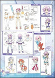 Thumbnail 9 for Choujigen Game Neptune Mk2   Artbook