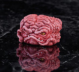 Thumbnail 2 for Teenage Mutant Ninja Turtles - Krang - 1/8 (Good Smile Company)