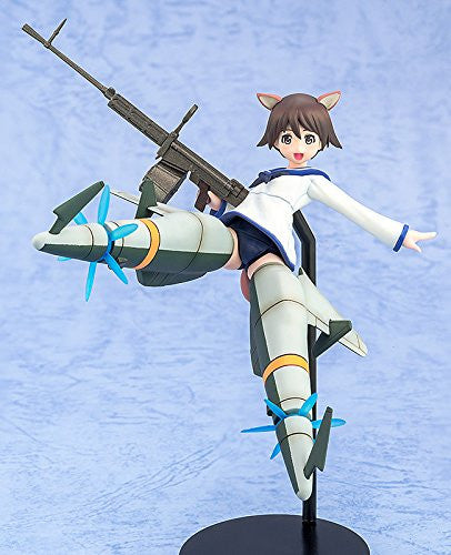 Image 5 for Strike Witches Movie - Sakamoto Mio - Plamax MF-06 - Minimum Factory - 1/20 (Max Factory)