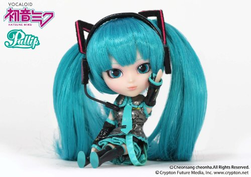 Image 2 for Vocaloid - Hatsune Miku - Pullip (Line) - Docolla - Pullip - 1/9 (Groove)