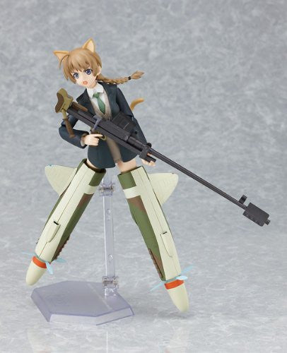 Image 3 for Strike Witches - Lynette Bishop - Figma #106 (Max Factory)
