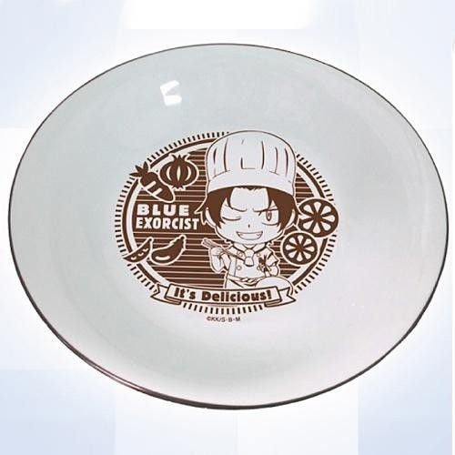 Image 1 for Ao no Exorcist - Okumura Rin - Plate (Movic)