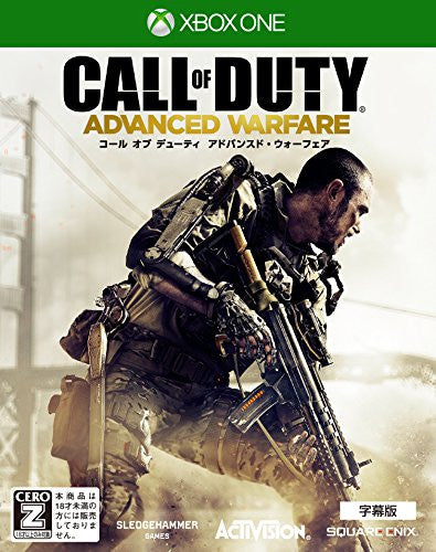 Call of Duty: Advanced Warfare (Subtitled Edition)