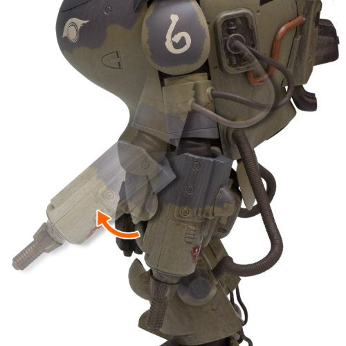 Image 5 for Maschinen Krieger - Super Armored Fighting Suit S.A.F.S. - Action Model - 04 - Ma.k. S.A.F.S - 1/16 (Sentinel)