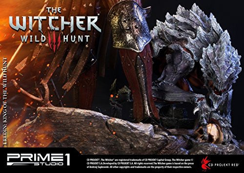 Image 3 for The Witcher 3: Wild Hunt - Eredin - Hound of the Wild Hunt - Premium Masterline PMW3-02 - 1/4 (Prime 1 Studio)