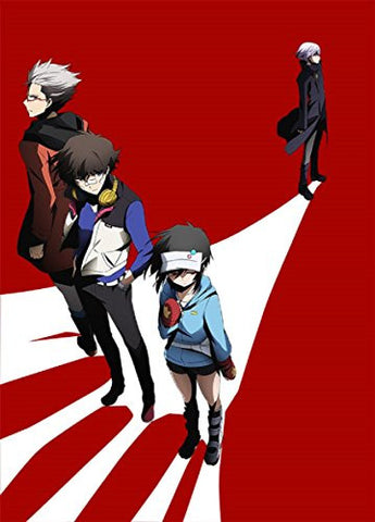 Image for Re: Hamatora Vol.4 [Blu-ray+CD Limited Edition]