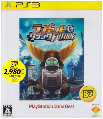 Ratchet & Clank Future: Tools of Destruction (PlayStation3 the Best)