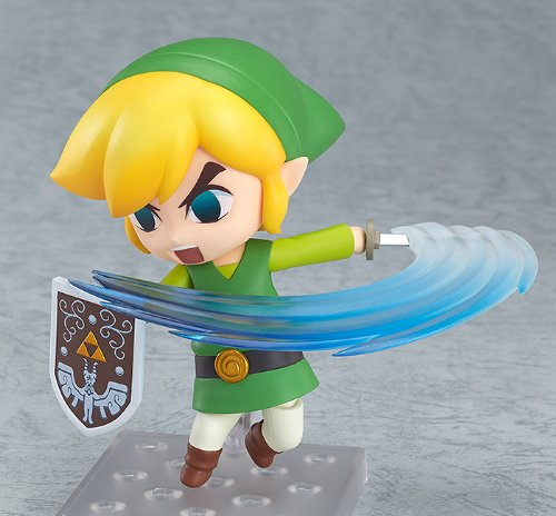 Image 5 for Zelda no Densetsu: Kaze no Takt - Link - Nendoroid #413 (Good Smile Company)