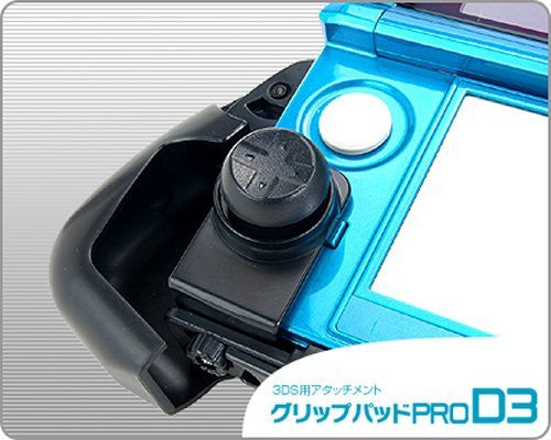 Image 6 for Grip Pad Pro D3 for Nintendo 3DS (Black)