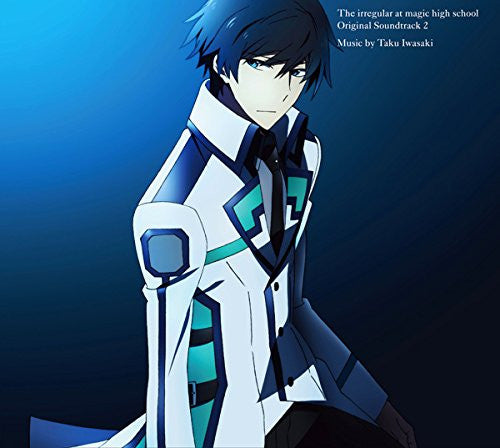 Image 1 for The irregular at magic high school Original Soundtrack 2