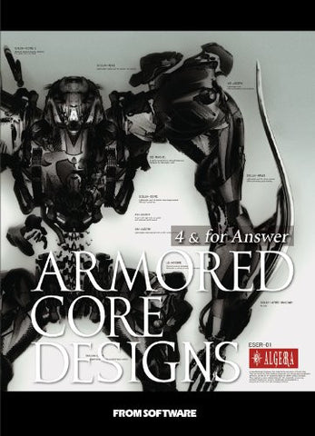 Image for Armored Core Designs 4 & For Answer