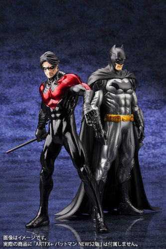 Image 10 for Justice League - Nightwing - DC Comics New 52 ARTFX+ - 1/10 (Atelier Bamboo, Kotobukiya)